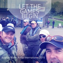 Anglian Water Airflo International 2015